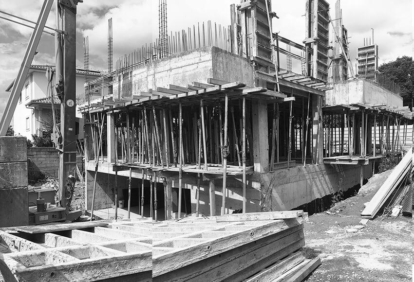 CASA EM TOURIDO construction has started