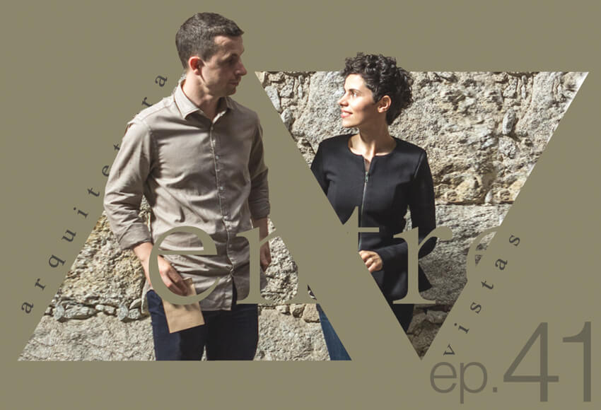 murmuro at the 'Arquitetura Entre Vistas' podcast