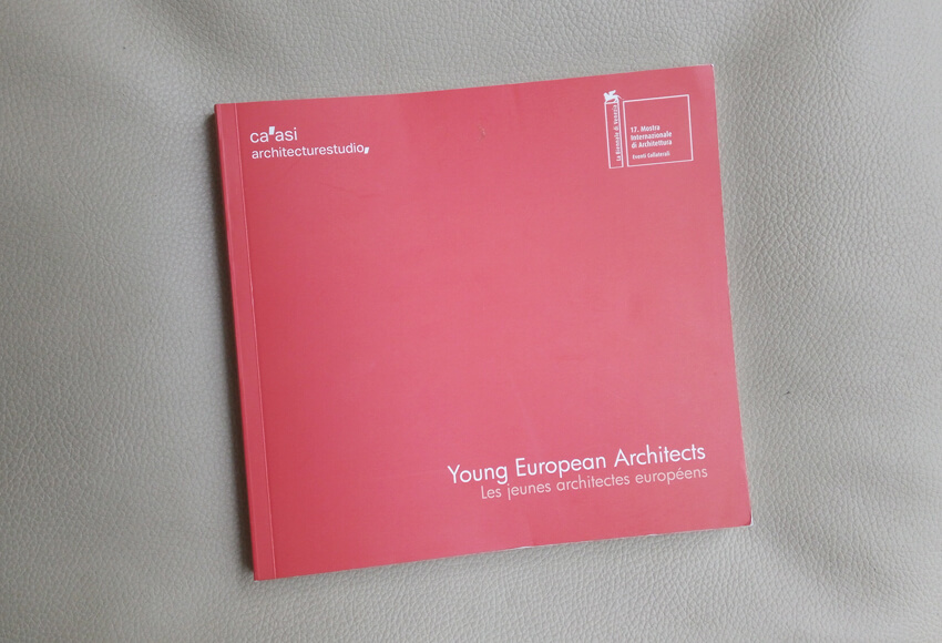 murmuro as 'Young European Architects' by CA'ASI